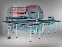 Satılık 2. el cnc punch ve plazma kesi̇m tezgahi makinesi