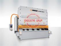 Satılık 2. el CNC HVR Hidrolik Giyotin Makas sac levha kesim makinesi